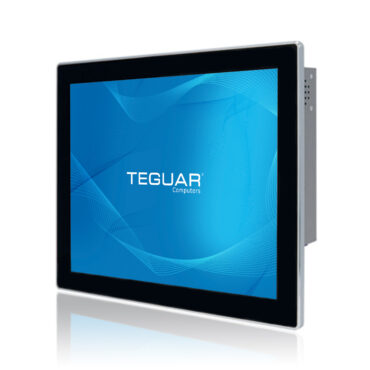 Front view of the Teguar 15-inch Economy Panel PC