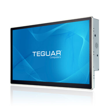 Front view of the Teguar 22-inch Economy Panel PC