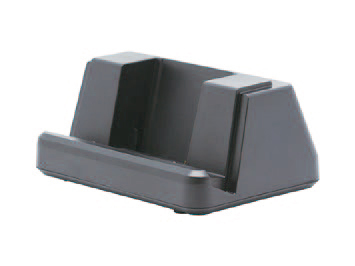 Desktop dock without tablet or extra battery charging
