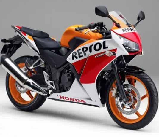 Harga Honda CBR 250 Terbaru