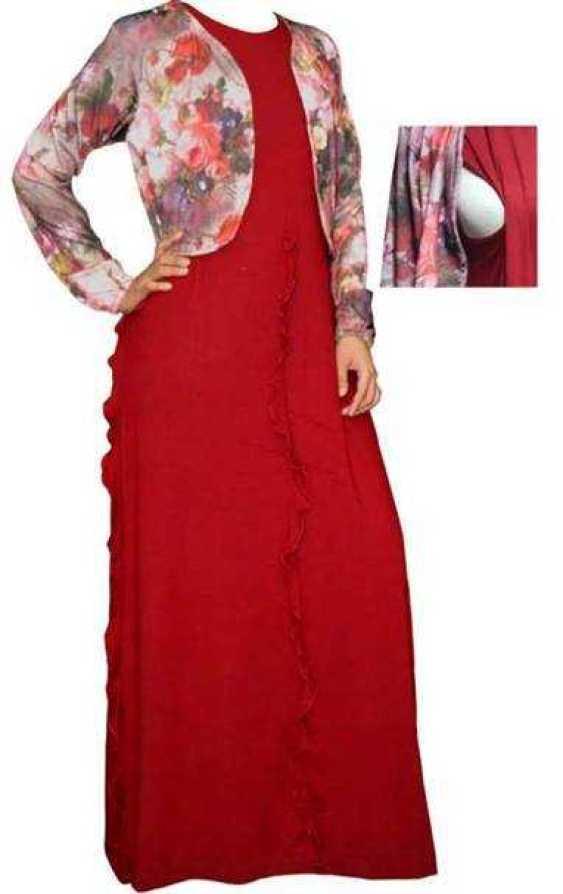 Cara Tepat Memilih Baju Muslim Untuk Ibu Menyusui