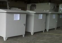 Instalasi listrik dengan produk egatek