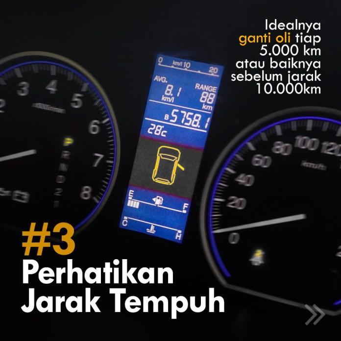 Ganti Oli Mobil Dengan Top One