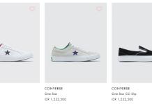model sepatu converse all star