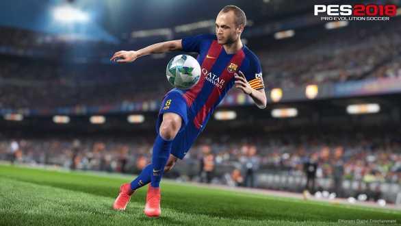 Game Penghasil Uang Asli Pro Evolution Soccer