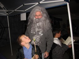 Yikes! Who is that bearded wizard?