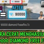 Update Script 90000 Diamond Free Fire 7z Terbaru 2019