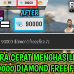 Update Script 90000 Diamond Free Fire 7z Terbaru 2019