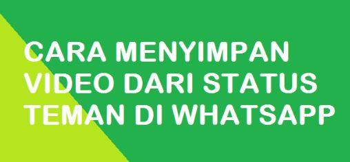 aplikasi download status video whatsapp
