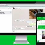 Cara menghubungkan WA ke Laptop lewat HP android