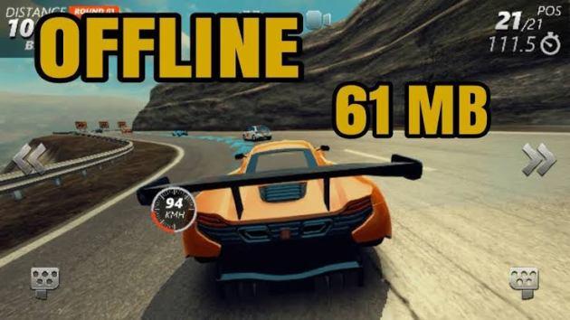 game balap offline dibawah 50mb