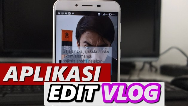 Aplikasi Edit Video Rekomendasi Vlogger