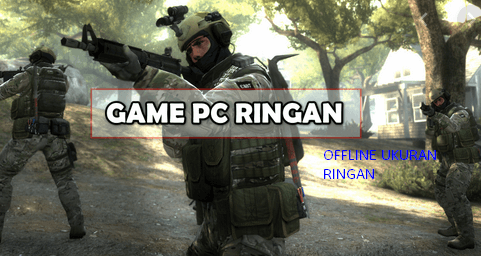 Download game perang PC offline ukuran kecil