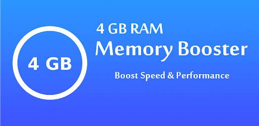 Download 4 GB Ram memory booster