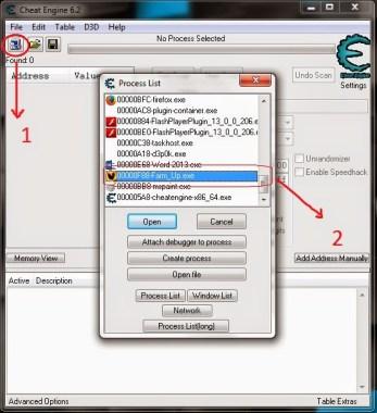 daftar proses CE