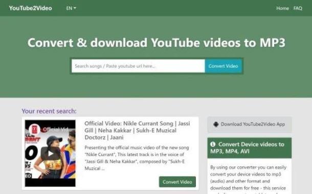 Youtubemp4 online