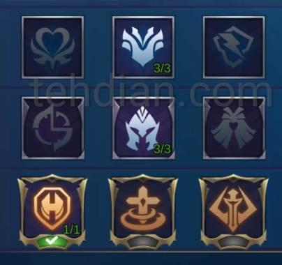 Emblem terkuat akai