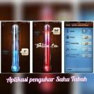 Aplikasi pengukur suhu badan