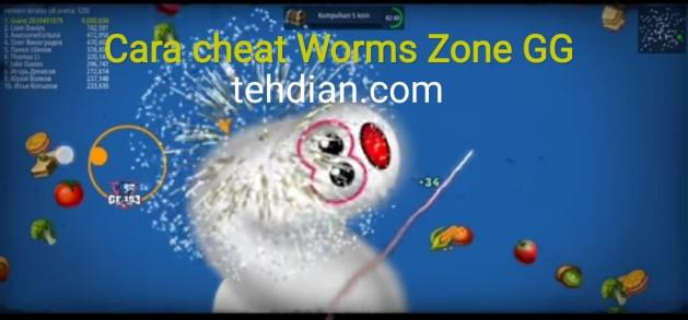 Cheat worms zone game guardian