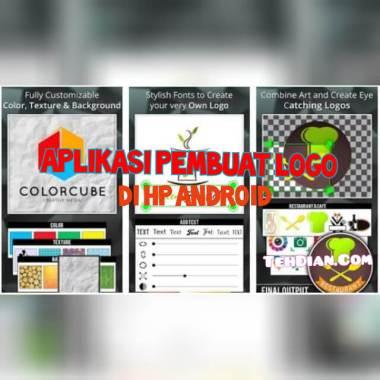 Aplikasi pembuat logo