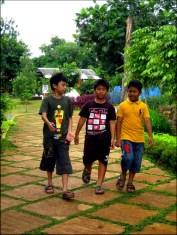 My Son & Friend's