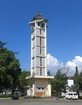 Great Mosque Tower - Sumedang