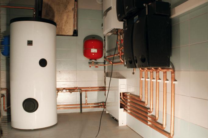 газовая котельная с автоматикой