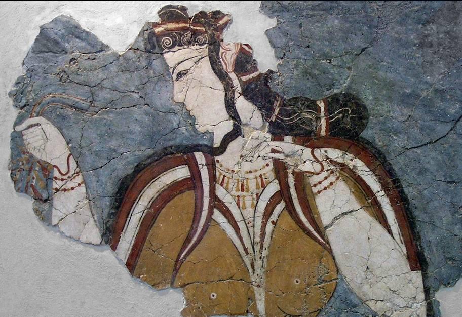 oliven-grenen datering av Santorini utbruddet ting å skrive i online dating profil