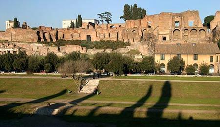senovės romų prekybos sistema)
