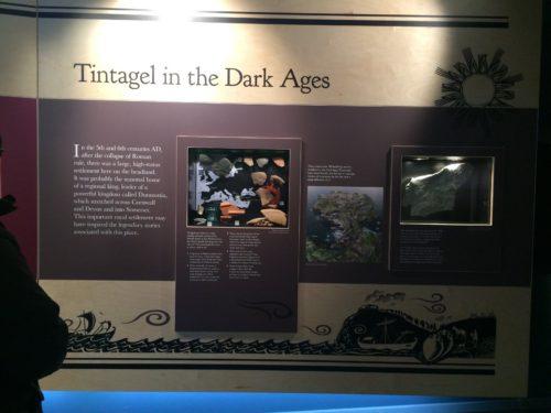 Tintagel, an ancient powerhouse.