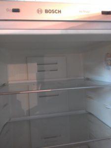 Выключили холодильник Bosch