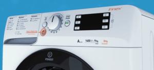 Панель управления стиральной машины