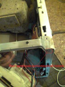 Разборка стиральной машины вирпул