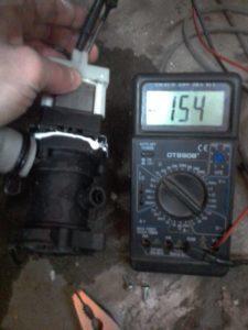 ремонт платы стиральной машины аристон