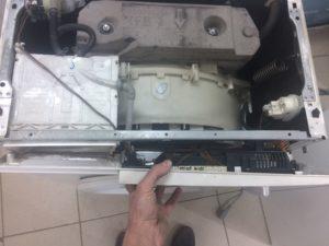 Плата стиральной машины bosch
