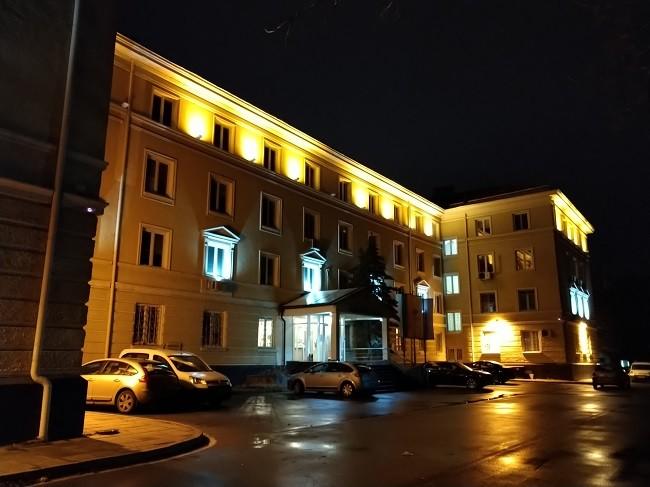 фото ночью на камеру sony xperia 10 plus