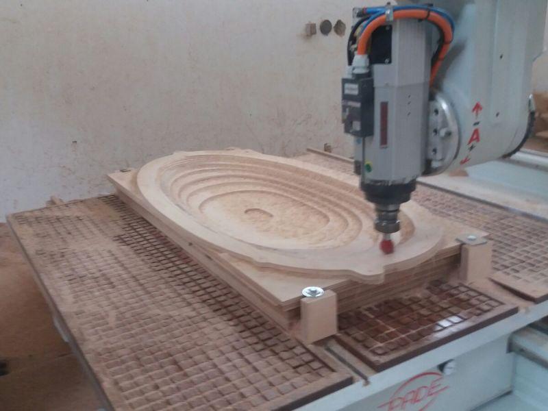 Producere cada din lemn