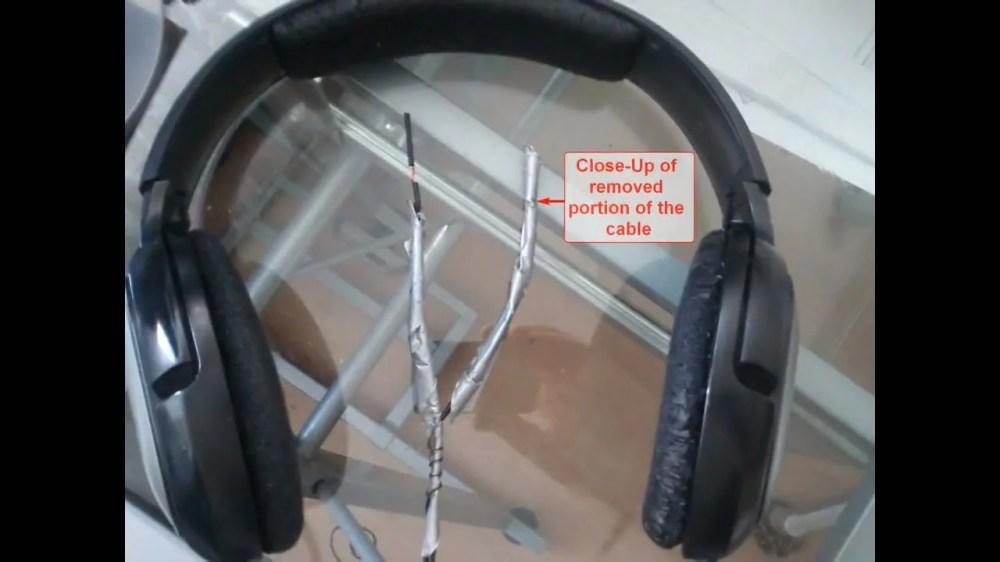 medium resolution of sennheiser hd 201 headphones cable repair 01