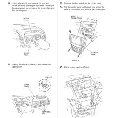 Acura Tl Speaker Wiring Diagram For 3 Phase Motor Car Radio Stereo Audio Autoradio Connector Wire Installation Schematic Schema ...