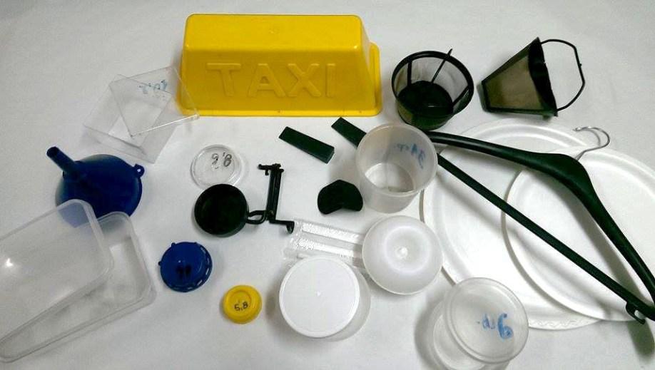 Производи од пластика