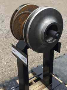 сплав Hybrid выполнен из хромистого чугуна