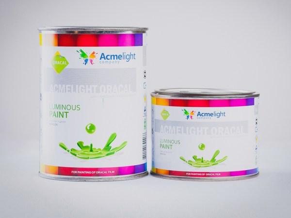 AcmeLight Oracal - краска для печати на пленке оракал (00173)