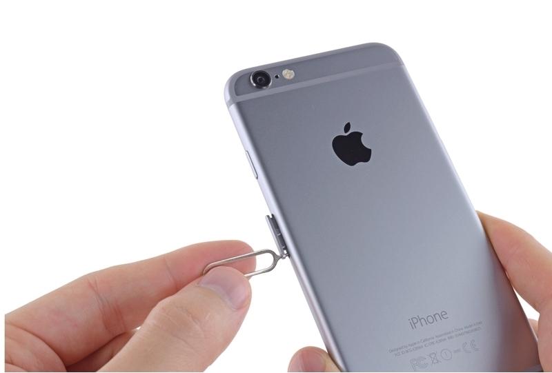 สล็อตซิมการ์ดบน iPhone