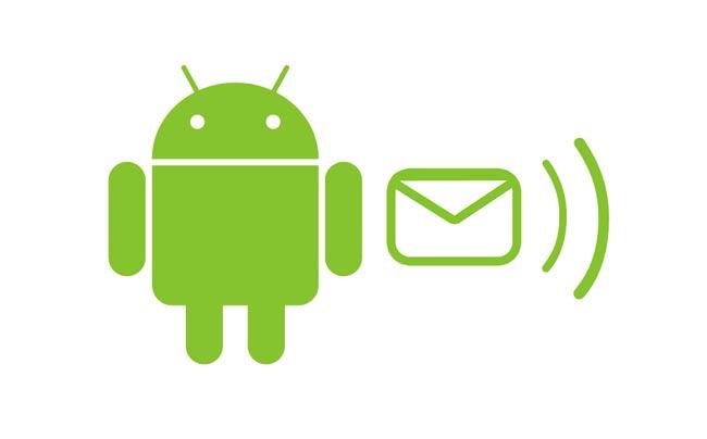 Android хабарламасы