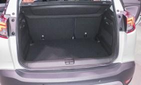 Tudi manjši terenci imajo lahko nekaj prtljažnika.