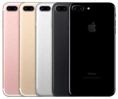 iPhone 7 plus, foto Apple