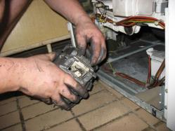 Замена щеток двигателя в стиральной машине