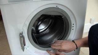замена манжеты люка стиральной машины в Одессе
