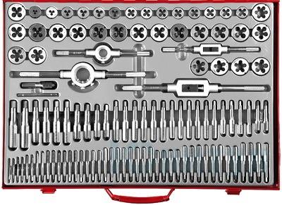 Инструменты для нарезки резьбы. Виды и работа. Применение