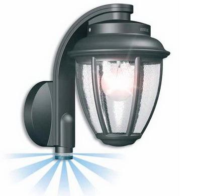 Ulichnyie svetilniki s datchikom dvizheniia